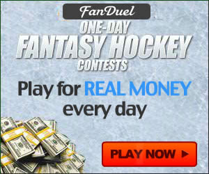 2014 fantasy hockey review sleepers and busts | Salt & Humor