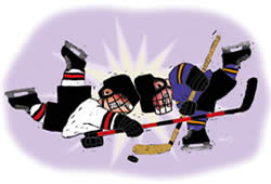 NHL Hockey Injuries